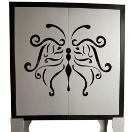 Cabinet mariposa