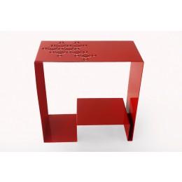 TABLE CROCHET FLEUR