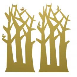 Cabecero árbol