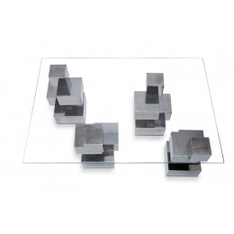 Table cubos 4 pieds