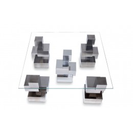 Table cubos 5 pieds